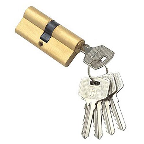 Цилиндровый механизм ключ-ключ N70 MSM
