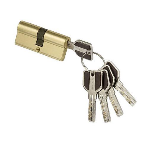 Цилиндровый механизм перфоключ-перфоключ C100 MSM