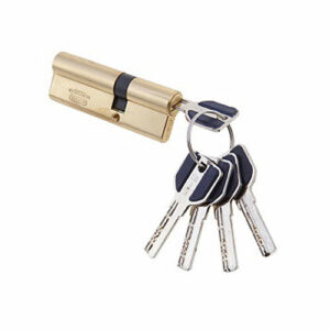 Цилиндровый механизм перфоключ-перфоключ со смещенным центром C100 60/40 MSM
