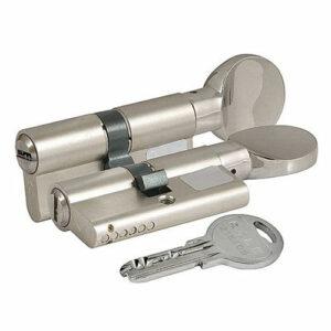 Цилиндровый механизм перфоключ-вертушка со смещенным центром KALE 164 SM90 (35/10/45)