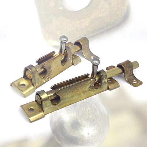 Шпингалет накладной Шпингалет тонкий 1201-L