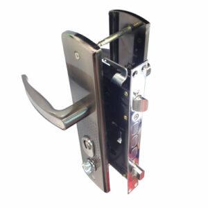 Комплект для входных китайских металлических дверей