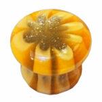 Ручка кнопка пластиковая декоративная KNOPKA TIGER 100 PLASTIC