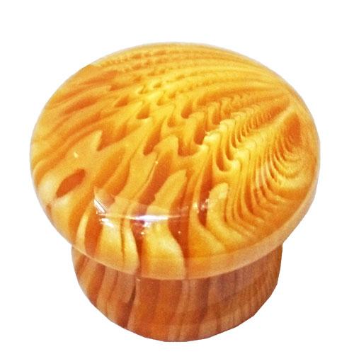 Ручка кнопка пластиковая декоративная KNOPKA TIGER 120 PLASTIC