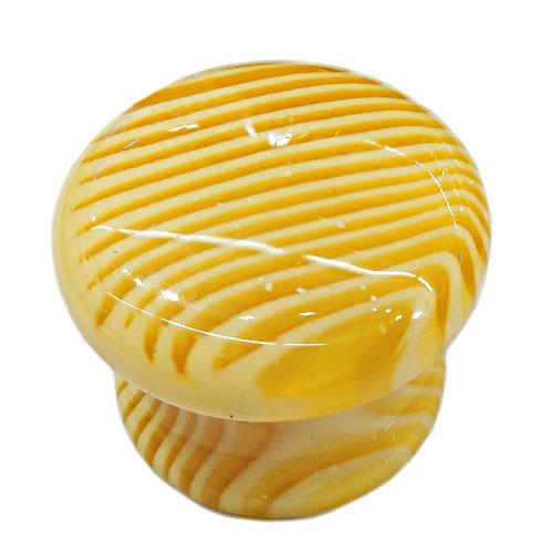 Ручка кнопка пластиковая декоративная KNOPKA TIGER 290 PLASTIC