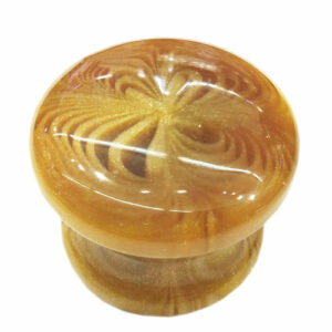 Ручка кнопка пластиковая декоративная KNOPKA TIGER 300 PLASTIC