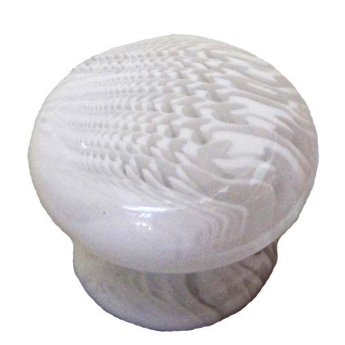 Ручка кнопка пластиковая декоративная KNOPKA TIGER 30 PLASTIC