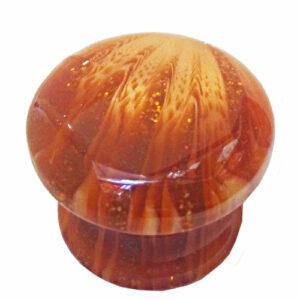 Ручка кнопка пластиковая декоративная KNOPKA TIGER 70 PLASTIC