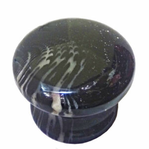 Ручка кнопка пластиковая декоративная KNOPKA TIGER 90 PLASTIC