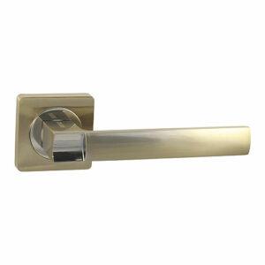 Дверная ручка с квадратной накладкой V02 D РУЧКА VANTAGE
